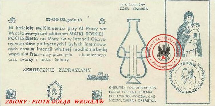 WROCŁAW 1985