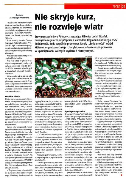 Tygodnik Solidarność 2011