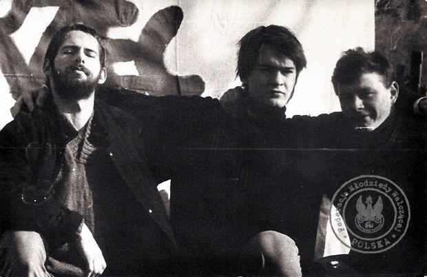 3 - Zbyszek Bielawski, Mariusz Wilczyński, Piotr Abramczyk