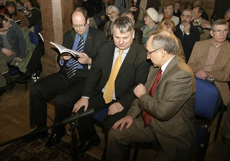 7 - Adamowicz, Borusewicz, Liberadzki