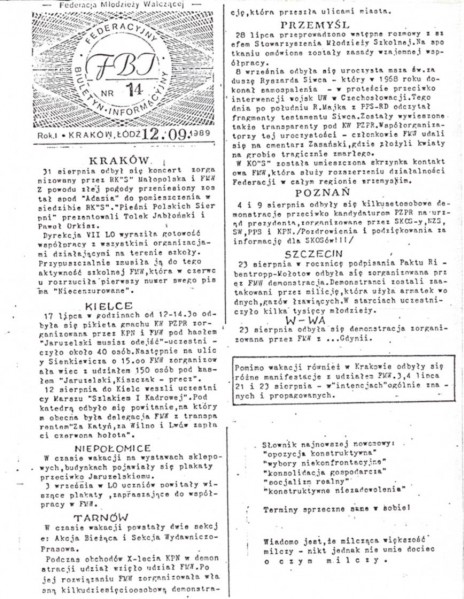 FBI nr 14