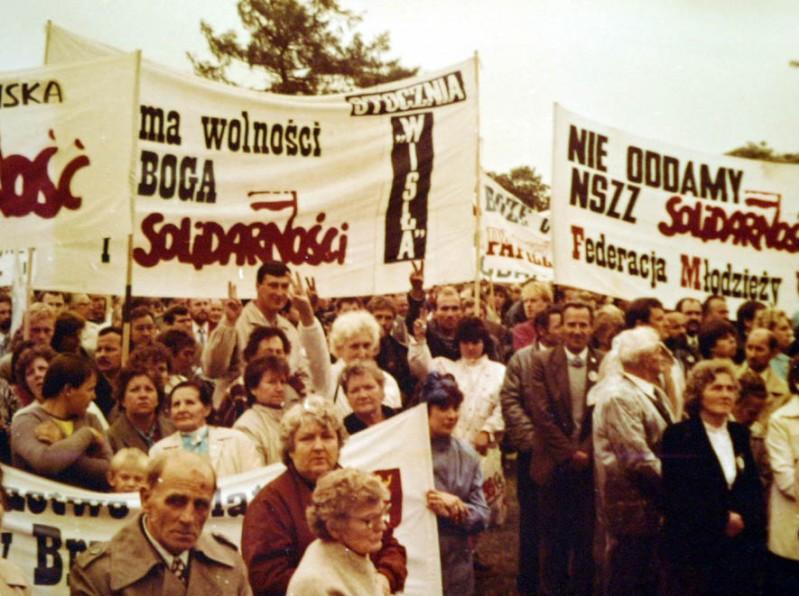 40 - Tadeusz w Częstochowie po prawej