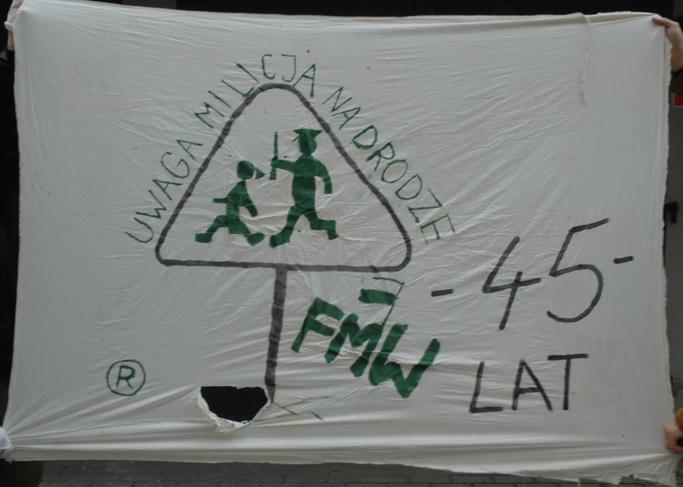 FMW Gdańsk 1989 Happening