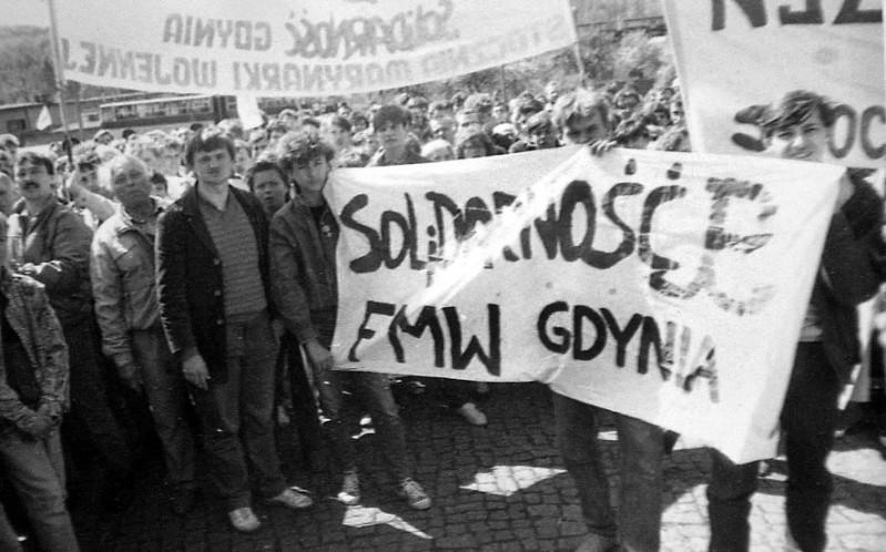 5 - Manifa FMW Gdynia - Mariusz Roman i inni
