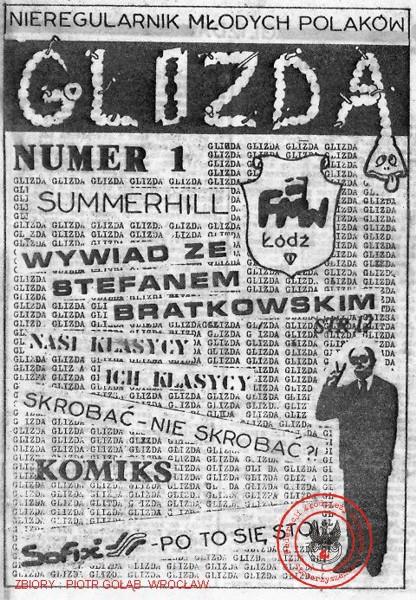 GLIZDA NR 1