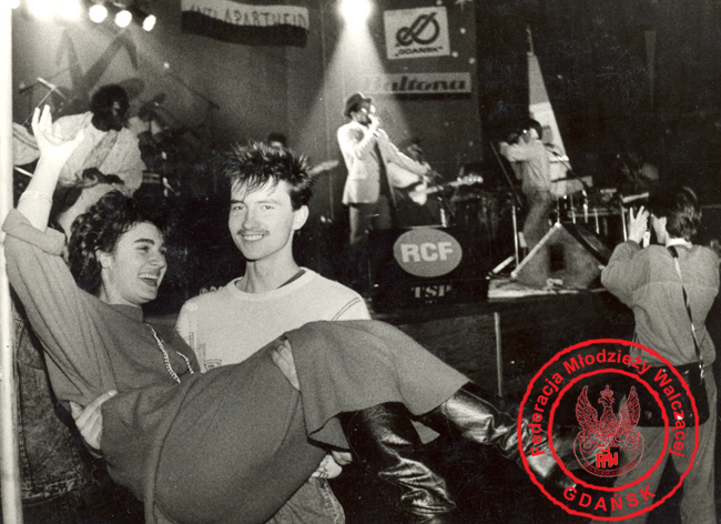 3 - Koncert Antyapartheid z 1989 roku zorganizowany przez NUMS