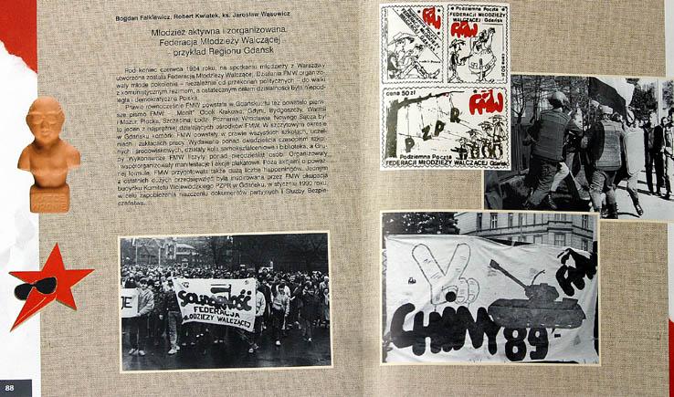 3 - Jedna ze stron z katalogu poświęcona FMW