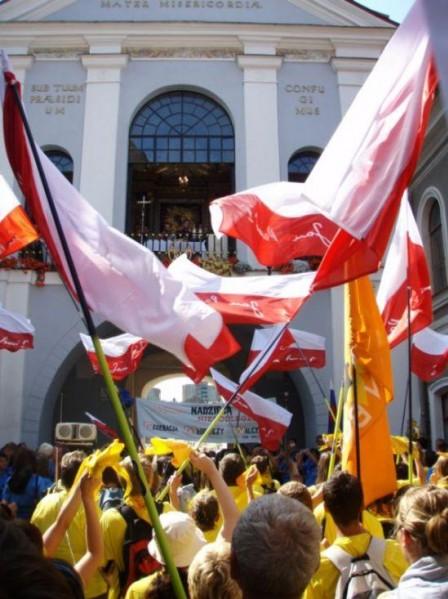 Kawałek Polski - w Wilnie ...