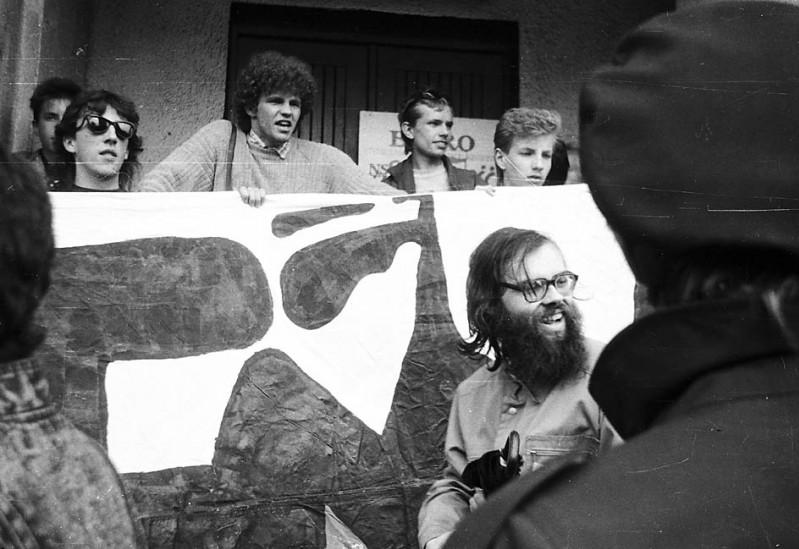 """1 czerwca 1989 Falkiewicz i """"Soczek"""""""