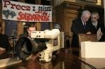 2 - Słynna kamera obsługująca pierwsze zjazdy Solidarności