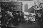 Manifestacja FMW - Bojkot wyborów 1988r. Gdańsk