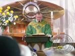 kazanie wygłosił nasz federacyjny kolega ksiądz Jarosław Wąsowicz