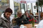 śniadanie w miłym gronie :)