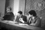 33 - Spotkanie FMW z Minister Oświaty Anną Radziwił w Gdańsku - prowadzący B. Falkiewicz