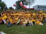 Grupa żółta - pielgrzymka do Wilna